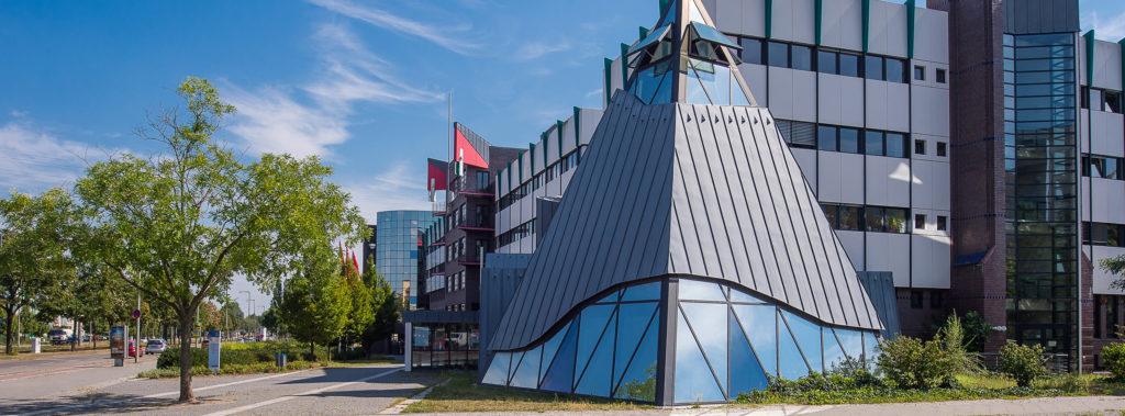 Ausstellungszentrum Pyramide
