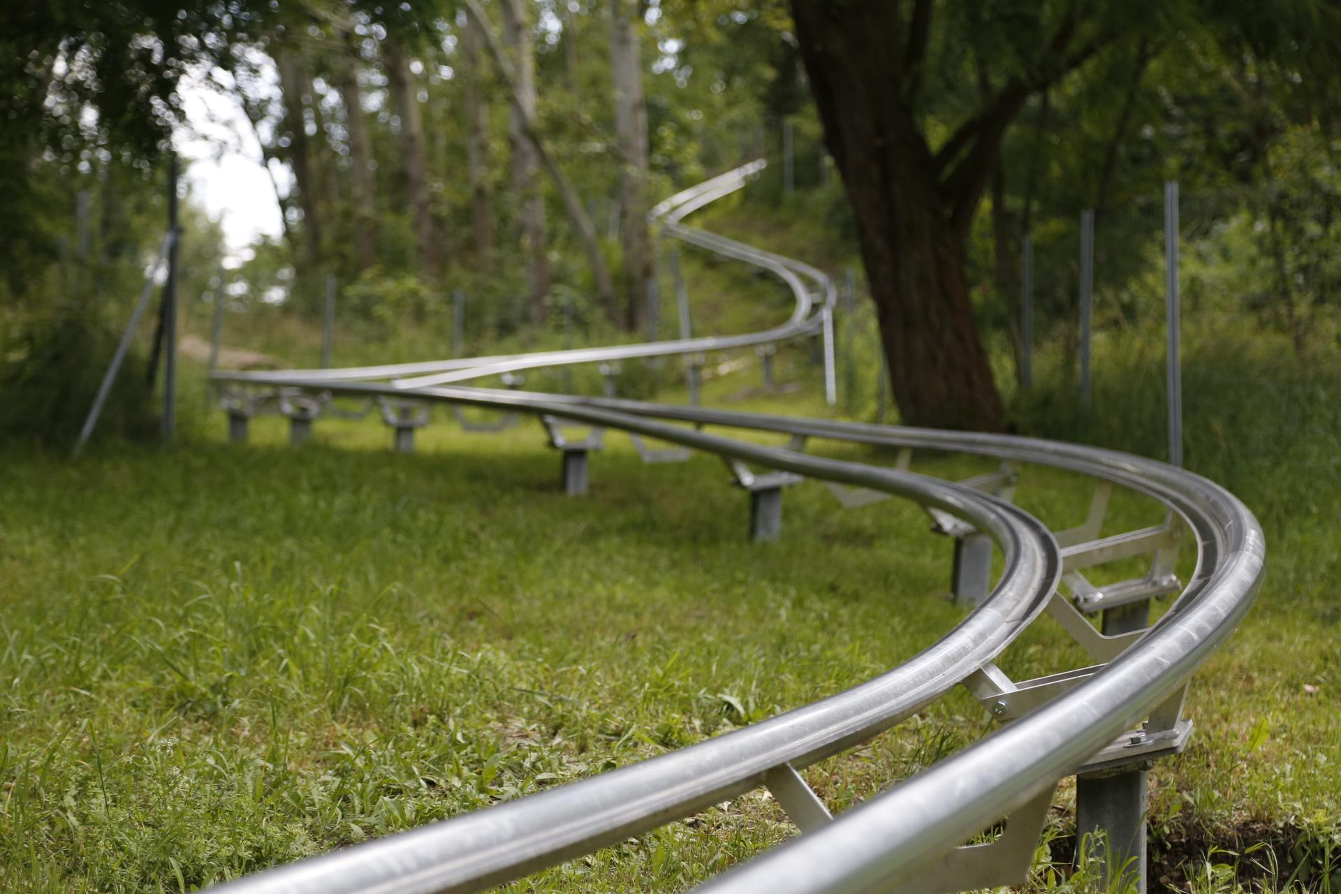 Natur-Bobbahn
